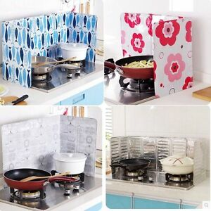 Image Is Loading Kitchen Cooking Frying Pan Oil Splash Screen Cover