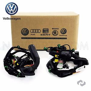 s l300 volkswagen jetta front driver left door wiring harness oe supplier vw jetta wiring harness recall at mifinder.co