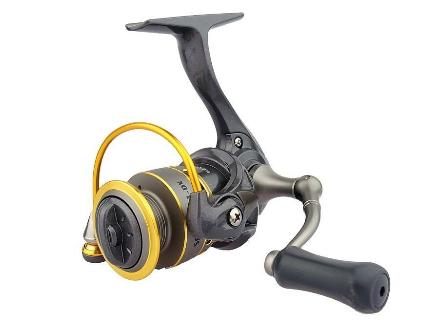 NEW 2018 Ryobi Spiritual-DX 500-800 / front drag / small spinning, underice reel