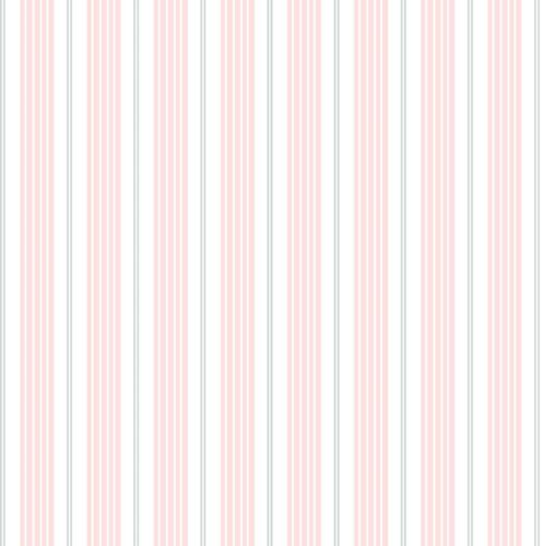 Sarahjane Racer Stripes Pastel Michael Miller Fabric FQ or More 100/% Cotton