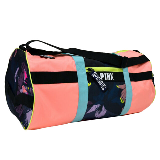 f507b3b931e5 Victoria s Secret Pink Large Travel Weekender Gym Duffle Bag for ...