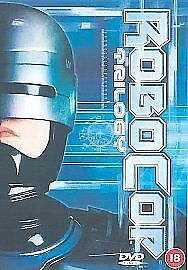 RoboCop Trilogy [DVD] - DVD  Free Post