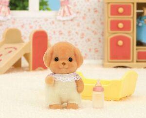 Laura Wuschl Sylvanian Families Toy-Pudel Mode-, Spielpuppen & Zubehör