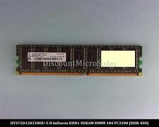Infineon HYS72D128320HU-5-B DDR 1GB PC-3200 ECC 400Mhz RAM Memory
