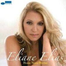 """Eliane Elias """"Bossa Nova Stories"""" CD NUOVO"""