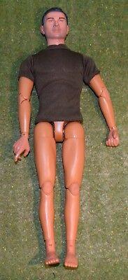 Full figure nude teen