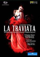 La Traviata (Arena di Verona) (DVD, 2014), New & Sealed