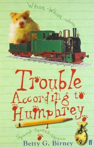 1 of 1 - Trouble According to Humphrey,Betty G. Birney, Jason Chapman