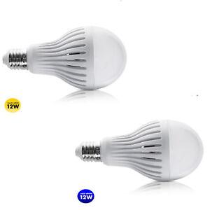 Ampoule LED E27 12W 230V avec capteur de mouvement et crépuscule Maclean MCE177