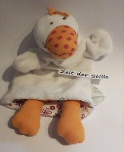 The Puppet Company Wei/ße Ente Handpuppe