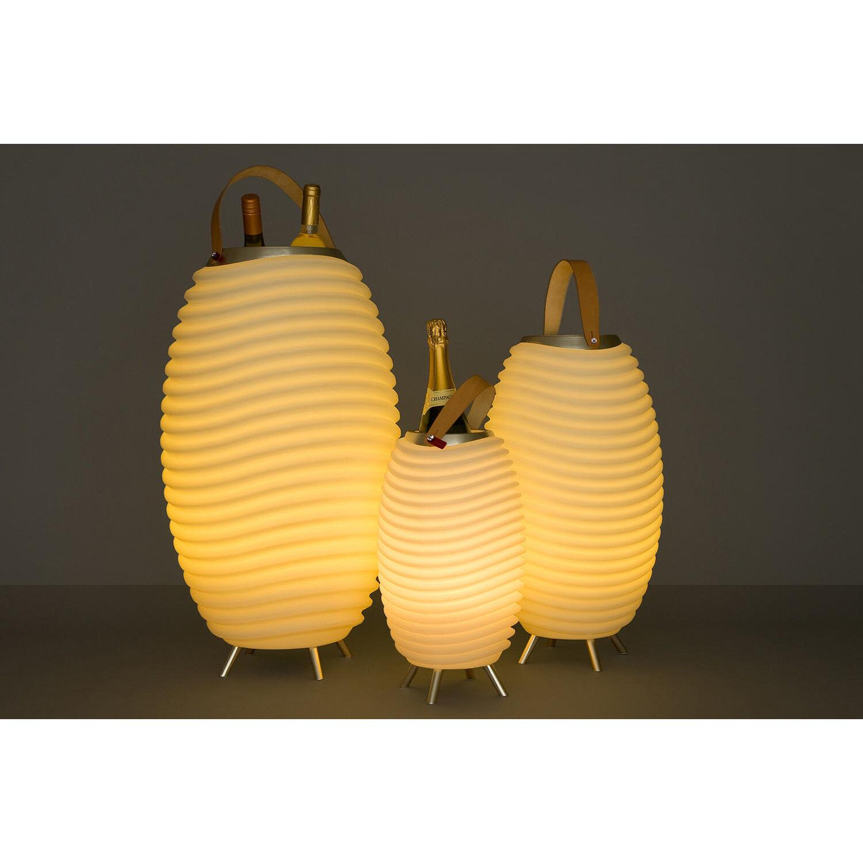 DEL Prestige Mood Lampe Lampe Lampe Table De Nuit éclairage Lecteur MP3 Smart iPhone nouveau | Conception Moderne  0b24e0