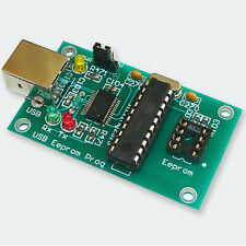 KMTronic USB 24xxx I2C E-Eprom programmatore - Microchip, ATMEL