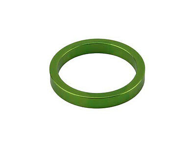 bike Headset Spacer 1-1//8 5mm Green.Bicycle Headset Spacer Part 173756