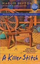 A Knitting Mystery: A Killer Stitch 4 by Maggie Sefton (2008, Paperback)