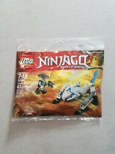LEGO 30547 Ninjago Dragon Hunter Polybag 63 pieces New And Sealed