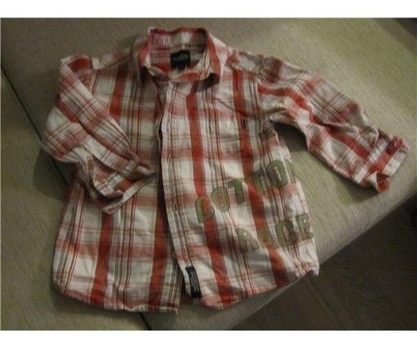 Skjorte, skjorte, Cottonfield