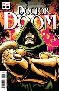 Doctor-Doom-2-Christopher-Cantwell-Marvel-Comic-1st-Print-2019-unread-NM