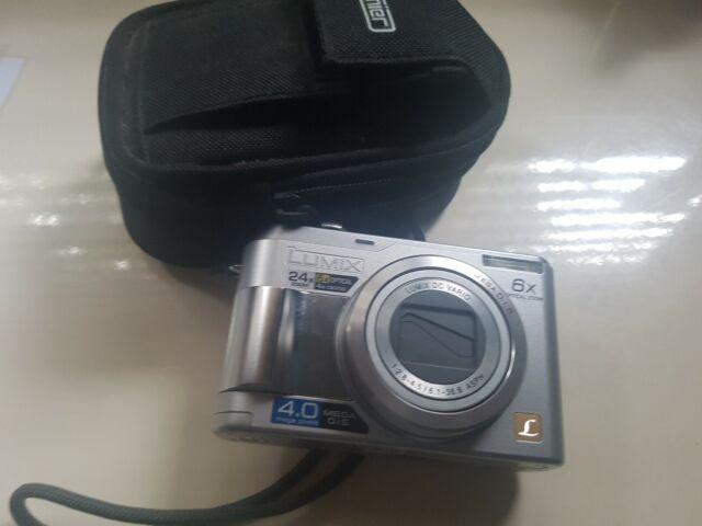 Panasonic Lumix DMC-LZ1 4.0 Mega Pixels Digital Camera