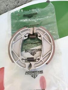 HonnêTe N.o.s Paire De Machoire De Frein Peugeot Sx5 Motobecane 50ev 50 Ew Ev Mobylette