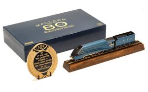 Hornby R3612 Class A4 4-6-2 LNER No  4468 Mallard 80th Anniversary OO Gauge