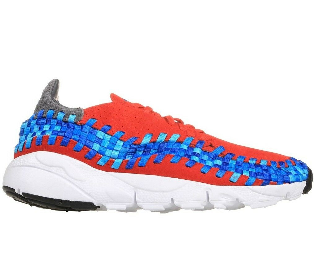 2013 / 14 air footscape höchster woven motion herausforderung rote höchster footscape qualität limited edition b437f3