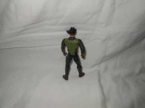 The Lost World Jurassic Park 1997 Roland Tembo T.rex Turner head as is