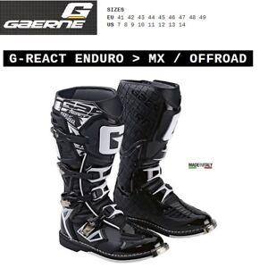 GAERNE Motocross Stivali di G React Enduro
