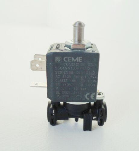 Magnetventil CEME 5301VN1 Solenoid Ventil Valve DeLonghi Magnifica