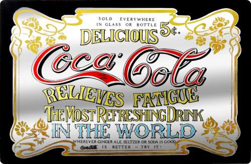 coca-cola Armario de refrigeración magnética publicidad Escudo magnético