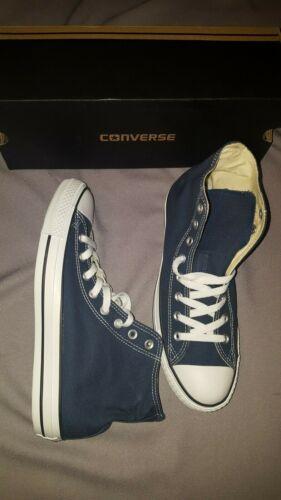 Star Nous Boîte M9622 Nouveau Converse Marine 5 Hi All Chaussures Bleu 8 La Dans Hommes Ffqw4f5cSW