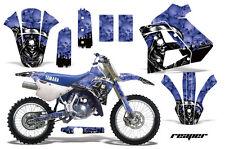 Yamaha WR250z Graphics Kit AMR Racing Bike Decal Sticker Parts WR 91-93 REAPER U