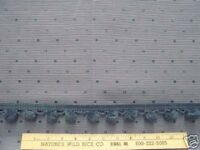 Woven Stripe Colonial Blue Textured Pin Stripe Fabric & Trim