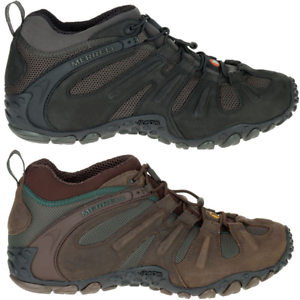 MERRELL-Chameleon-II-Stretch-Trekking-Hiking-Outdoor-Athletic-Shoes-Mens-New
