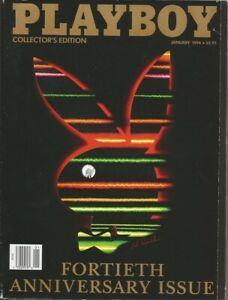 PLAYBOY-January-1994-COLLECTOR-EDITION-40th-Anniversary