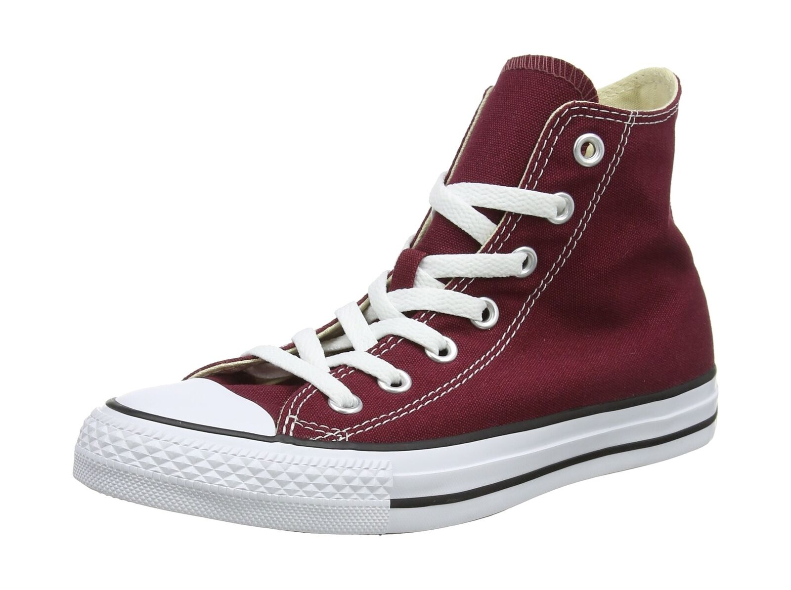 Converse Unisex Chuck Taylor As Specialty Hi Lace-Up ROT (Maroon) 4 UK