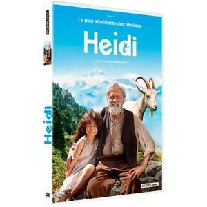 Heidi-Anuk-Steffen-Bruno-Ganz-DVD-Nuevo-en-Blister