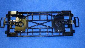 Playmobil Eisenbahn > Ersatzteil Waggon-Rahmen/Untergestell mit Drehgestellen 1.