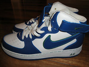 03073d98806e Nike Air Force 1 Mid Size 11 Style  306352-144 Foliage