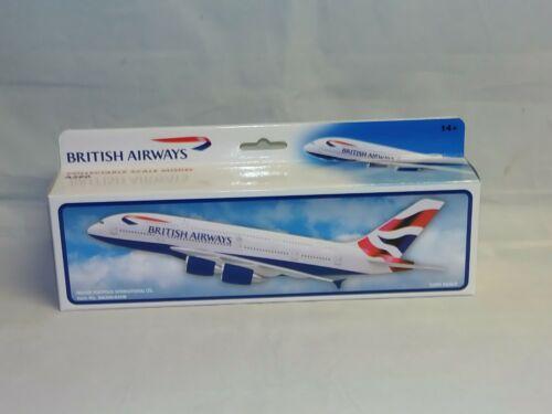 Premier Planes SM380-64HB 1//250 British Airways A380 Clip Ensemble