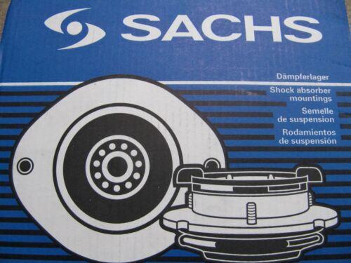 2x SACHS Domlager  AUDI 80 B3 und B4  Audi 90 und Cabrio Satz für vorne  2Stück