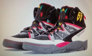 purchase cheap 271cf 3d1d9 Image is loading Adidas-Mutombo-Signature-Basketball-Shoes