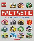 Lego The Book of Everything by Scholastic 9781338032840 (hardback 2016)