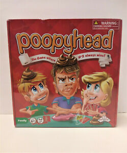 The Game Where Number 2 Always Wins! Identity Games Poopyhead Card Game