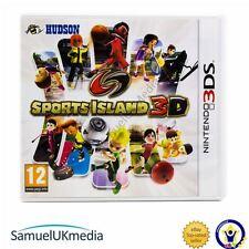 Sports Island (Nintendo 3DS) ** Excelente Estado **