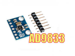 Details about AD9833 Programmable Signal Function Generator Sine Square  Wave DDS Arduino ESP