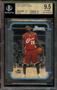 Lebron-James-Rookie-Card-2003-04-Bowman-123-Cavaliers-BGS-9-5-9-5-9-5-9-9-5