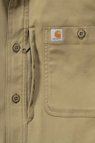 Carhartt Rugged Professional WorkshirtChemisemanches longuesRelaxed Fit102538