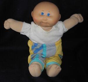 Amazon. Com: cabbage patch kids 25th anniversary doll bald boy.
