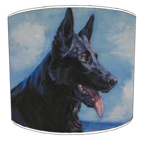 Ideal To Match German Shepherd Cushions German Shepherd Alsatian Dog Lampshades
