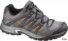 tuyo Óxido Destello  New Without Box! Trekking shoes Salomon Eskape GTX 327305 | eBay